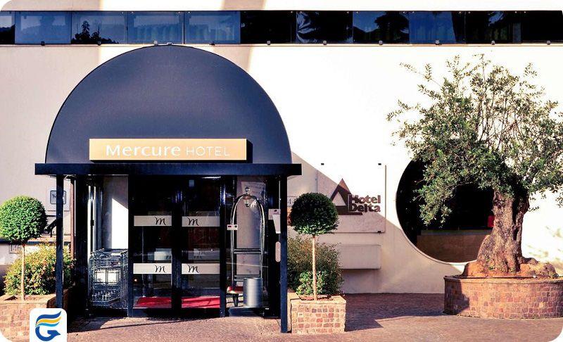 هتل مرکیور روما سنترو کولسئو رم - بهترین هتل 4 ستاره رم