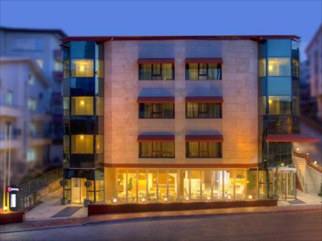هتل نستا آنکارا Nesta Hotel- بهترین نرخ هتل های آنکارا