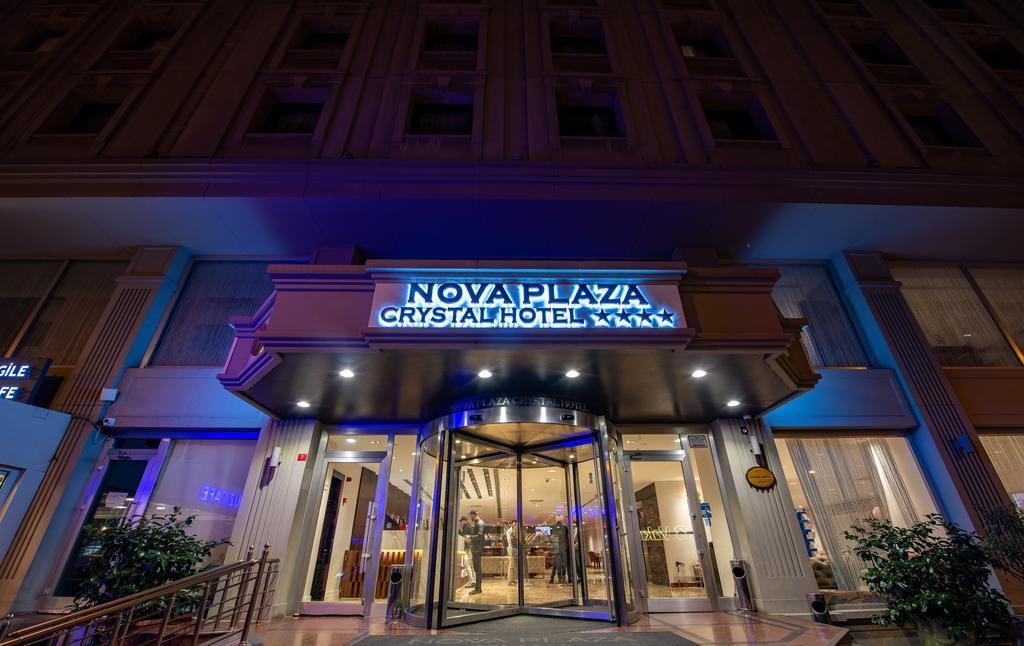 هتل نوا پلازا کریستال استانبول - اجاره ویلا در استانبول تکسیم