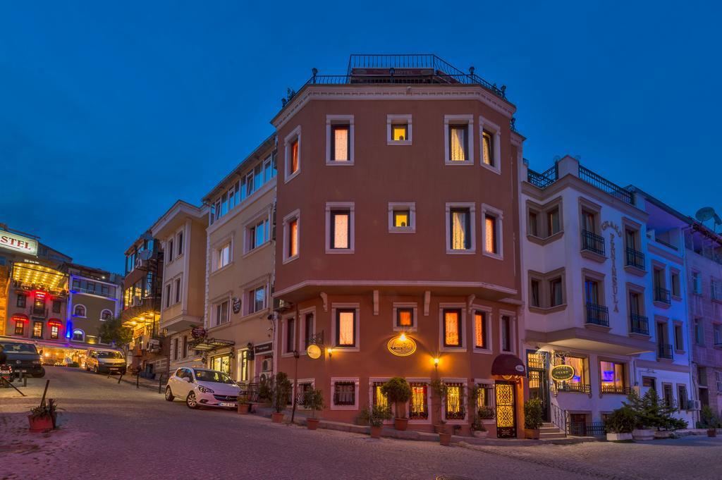 هتل عثمان هان استانبول - رزرو هتل در استانبول میدان تکسیم