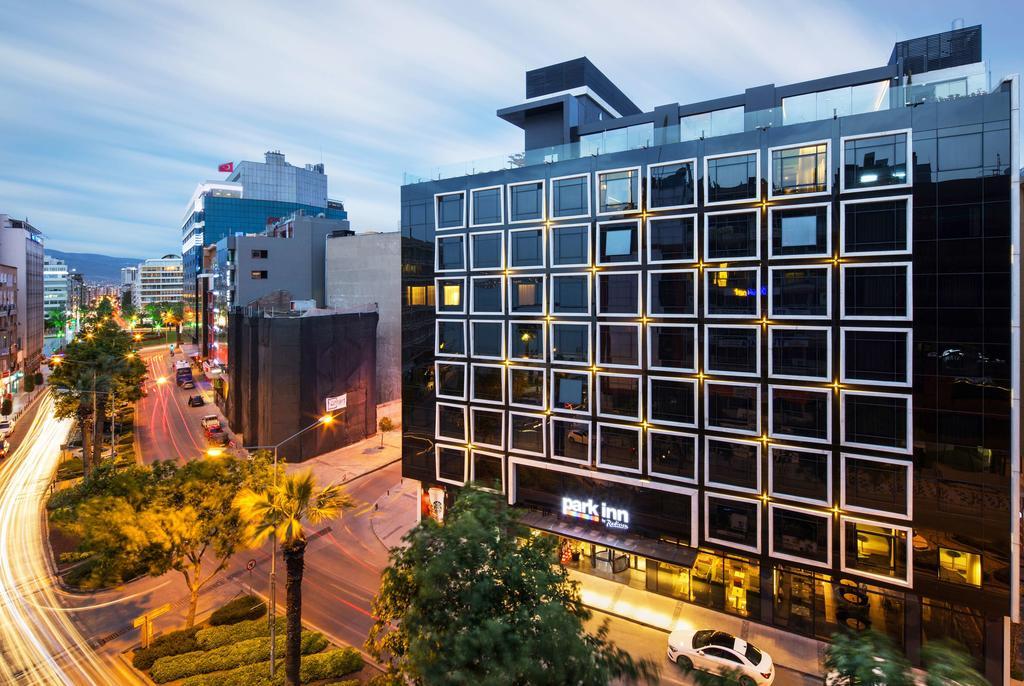 هتل پارک آی ان ان رادیسون ازمیر - هتل های ازمیر به ترتیب قیمت