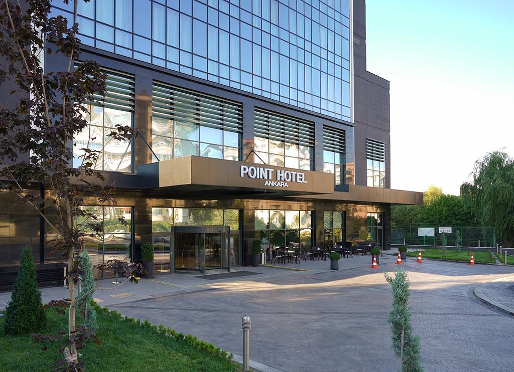 هتل پوینت آنکارا Point Hotel Ankara- رزرو و خرید هتل در آنکارا - سوئیت ارزان در آنکارا