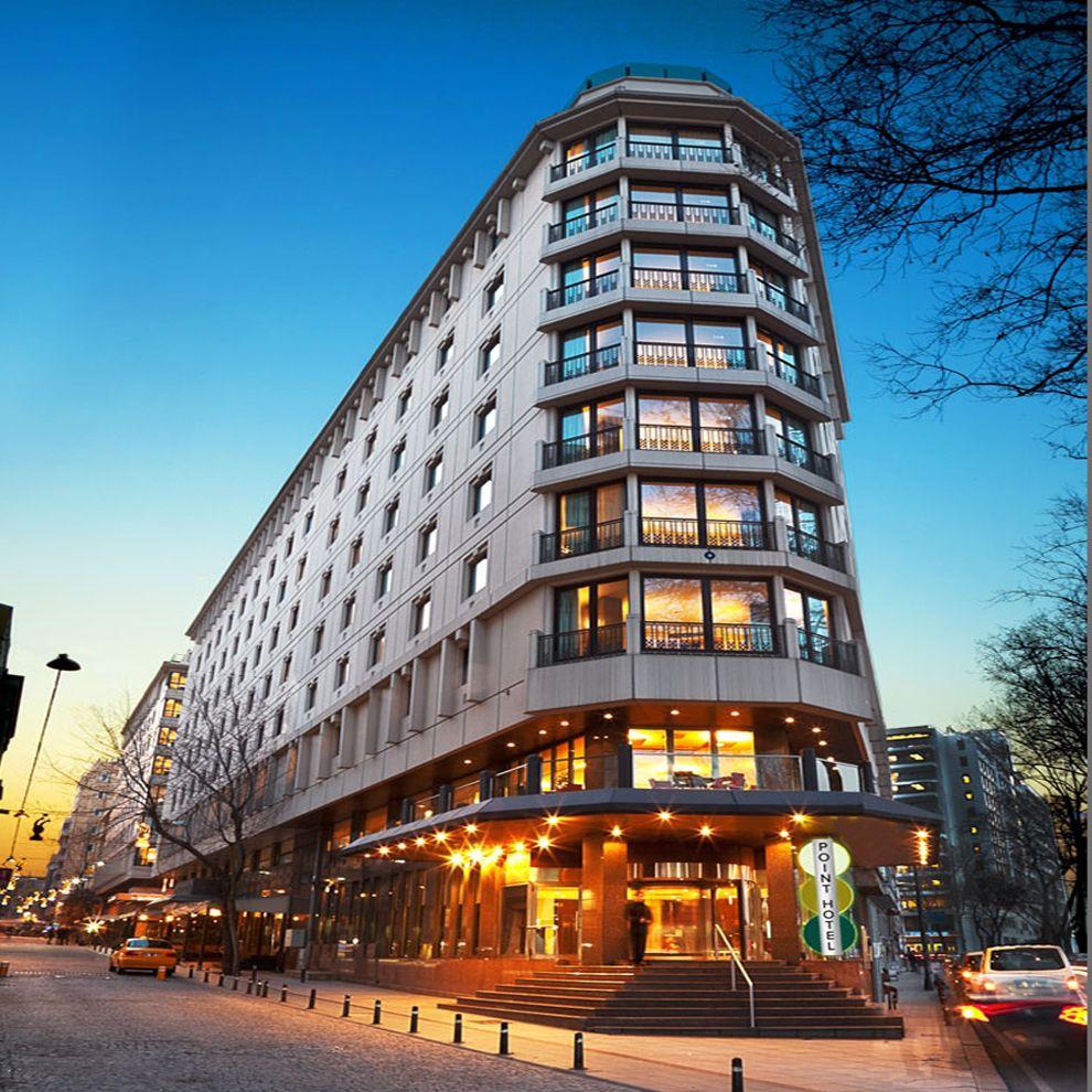 هتل اینترکونتینتال استانبول - لیست قیمت هتل های استانبول - سوئیت ارزان در استانبول