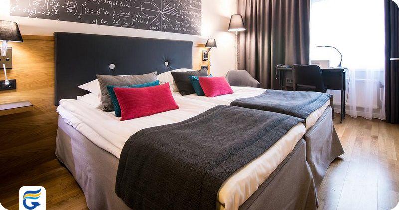 هتل کوالیتی پانوراما یوتنبری - ارزانترین هتل های 4 ستاره گوتنبرگ