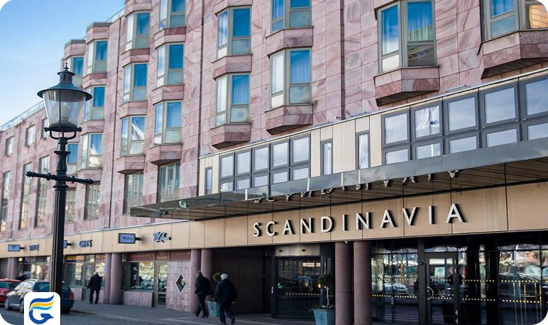 هتل رادیسون بلو اسکاندیناویا گوتنبرگ - هتل های گوتنبرگ
