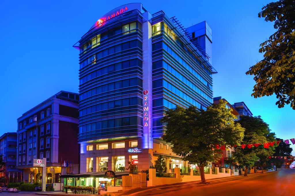 رامادا بای ویندهام Ramada by Wyndham- قیمت هتل های آنکارا برای هر شب