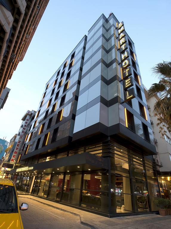 هتل اسمارت ازمیر - لیست هتل های ازمیر به ترتیب ستاره و قیمت