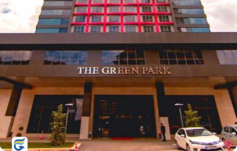 هتل گرین پارک آنکارا The Green Park Hotel Ankara- کنسل کردن هتل های آنکارا