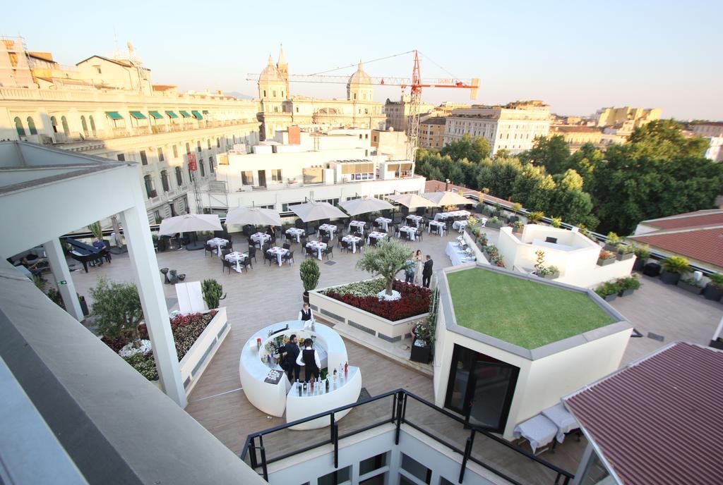 هتل هیو رم - رزرو رایگان هتل برای سفارت و ویزای ایتالیا