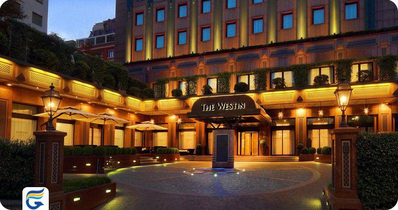 هتل وستین پالاس میلان