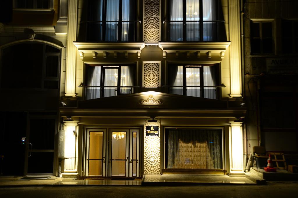 هتل ورلد هریتیج استانبول - بهترین هتل های تکسیم استانبول