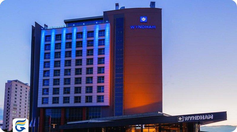 هتل ویندهام آنکارا Wyndham Ankara hotel