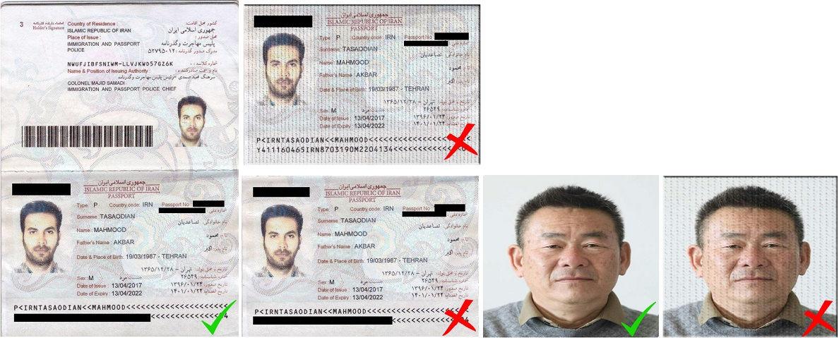 مدارک مورد نیاز ویزای هند