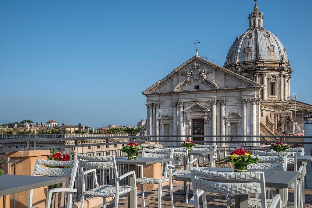 هتل مارتیس پالاس رم ایتالیا - هتل های نزدیک فرودگاه رم