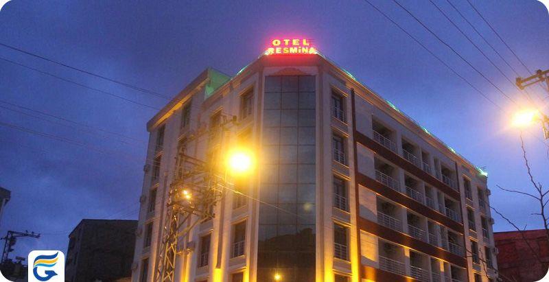 بهترین هتل 4 ستاره وان - هتل وان رسمینا Resmina otel