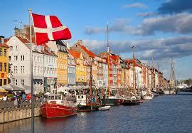 نمایی از شهر کپنهاگ