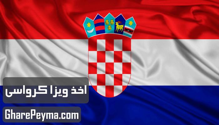 قیمت و نحوه و شرایط دریافت ویزای کشور کرواسی