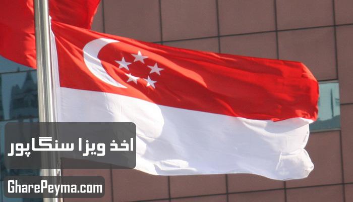 قیمت و نحوه و شرایط دریافت ویزای کشور سنگاپور