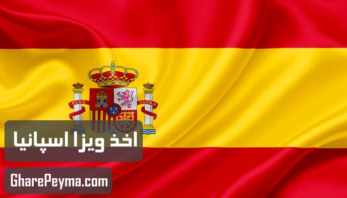 قیمت و نحوه و شرایط دریافت ویزای کشور اسپانیا