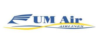نشان هواپیمایی یو ام ایرلاینز اکراین UM Airlines