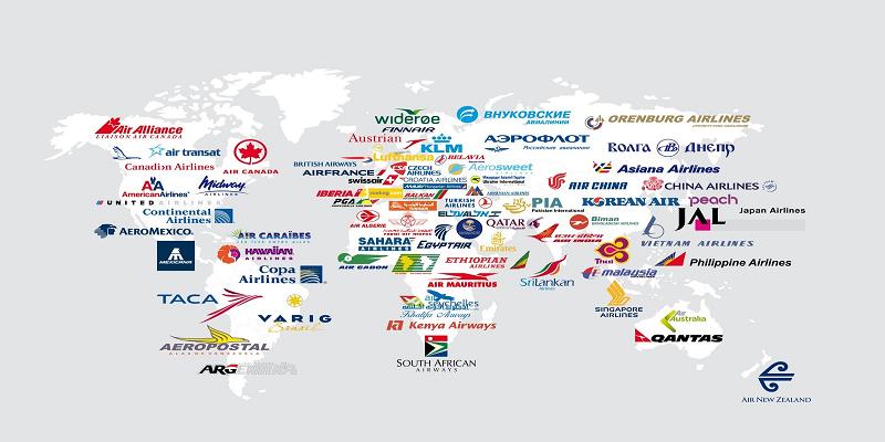 قیمت و رزرو و خرید بلیط هواپیما تمام خطوط هواپیمایی