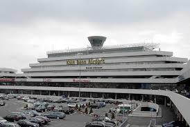 نمایی از فرودگاه کلن آلمان