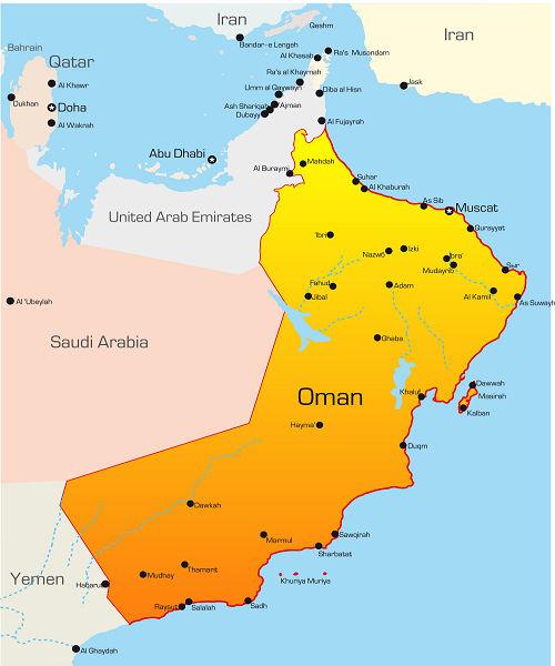 قیمت و رزرو و خرید بلیط پروازهای داخلی عمان