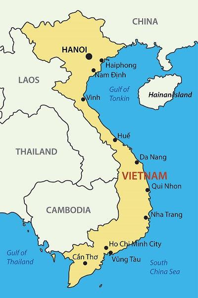 قیمت و رزرو و خرید بلیط پروازهای داخلی ویتنام