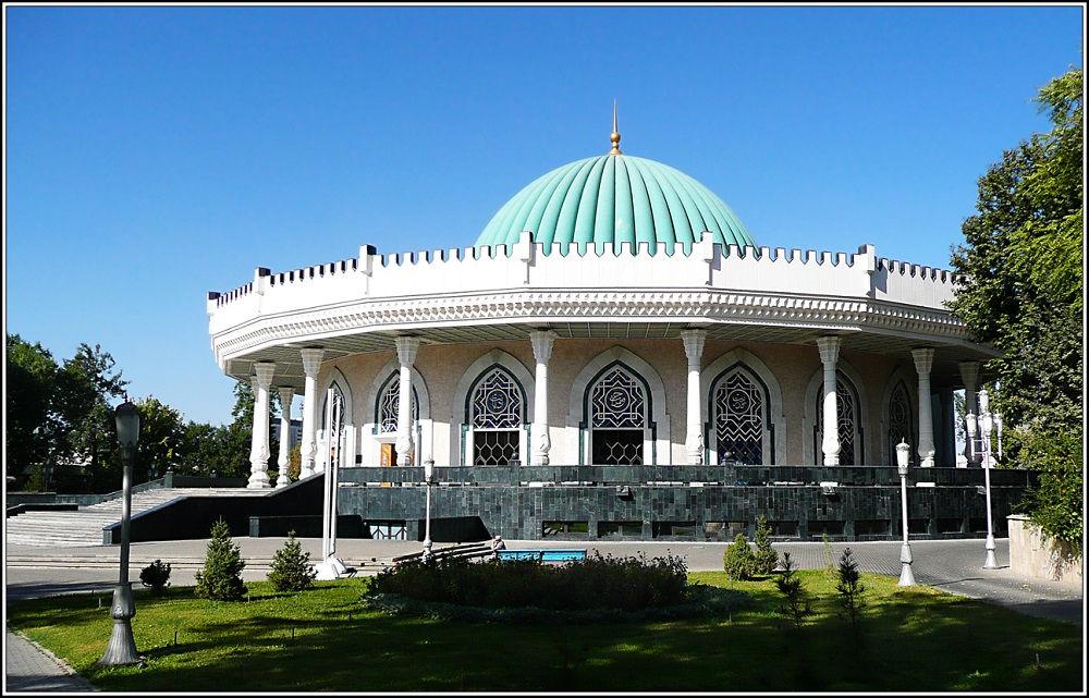 موزه امیر تیمور ازبکستان
