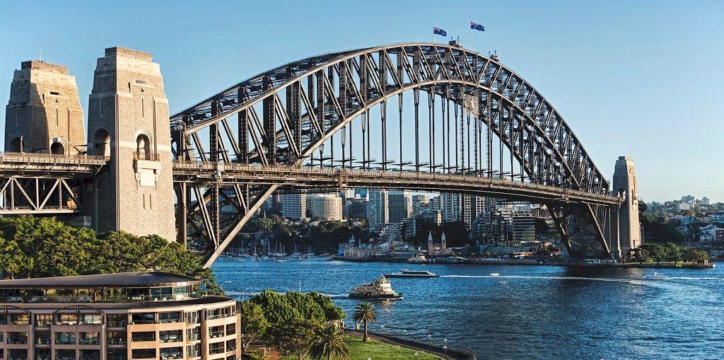 پل بندرگاه استرالیا - قیمت بلیط هواپیما به استرالیا