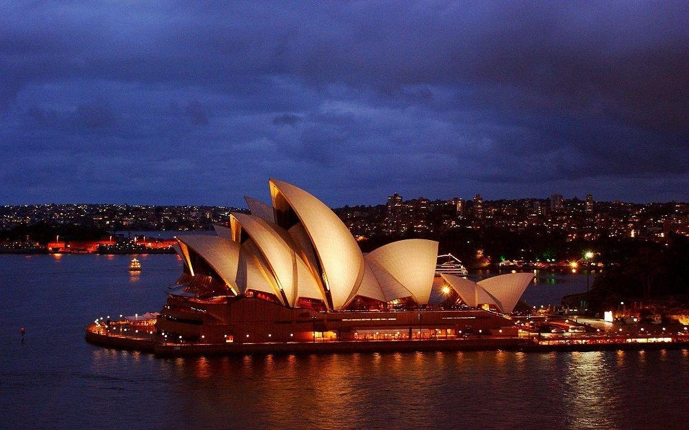 مراکز دیدنی و جاذبه های گردشگری استرالیا