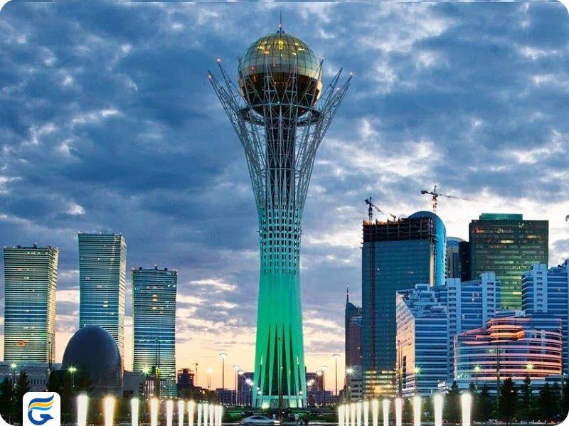 بلیط چارتر و لحظه آخری قزاقستان