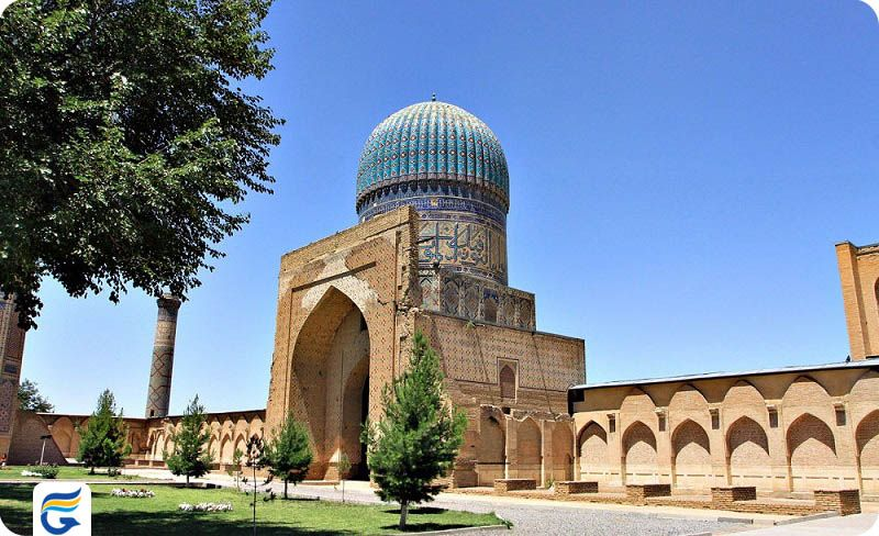 قیمت بلیط ازبکستان