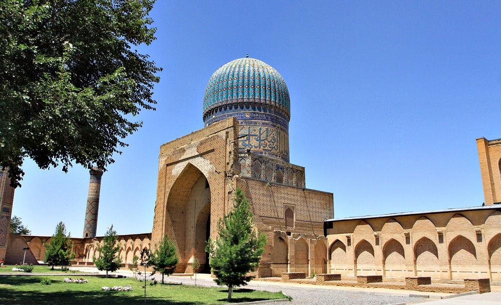 مسجد بی بی خانم ازبکستان