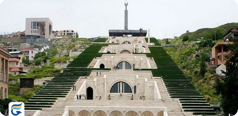 هزینه بلیط ارمنستان