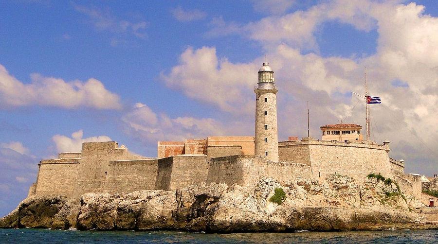 قلعه سه پادشاه مورو کوبا