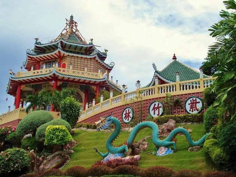 معبد سبو تاویست فیلیپین و ارزانترین قیمت بلیط فیلیپین