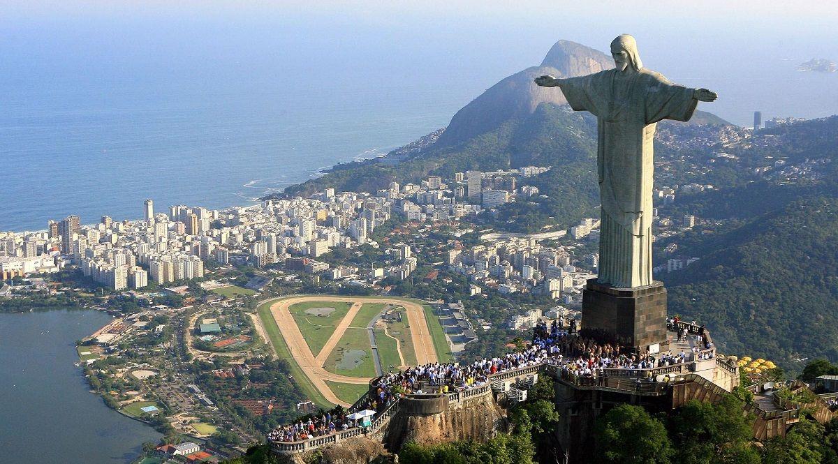 مسیح نجات دهنده برزیل Christ the Redeemer- بلیط چارتر برزیل