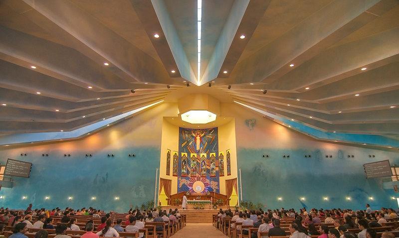 کلیسای بانوی ما و رزرو بلیط هواپیما به قطر