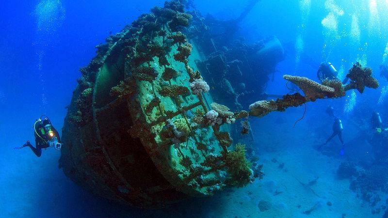 بقایای کشتی خلیج کورون فیلیپین و بهترین نرخ پروازهای فیلیپین