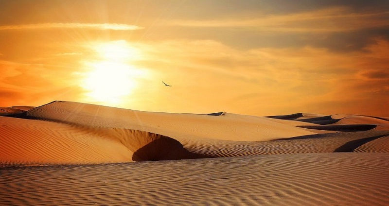 صحرای واحیبا سندز پروازهای عمان