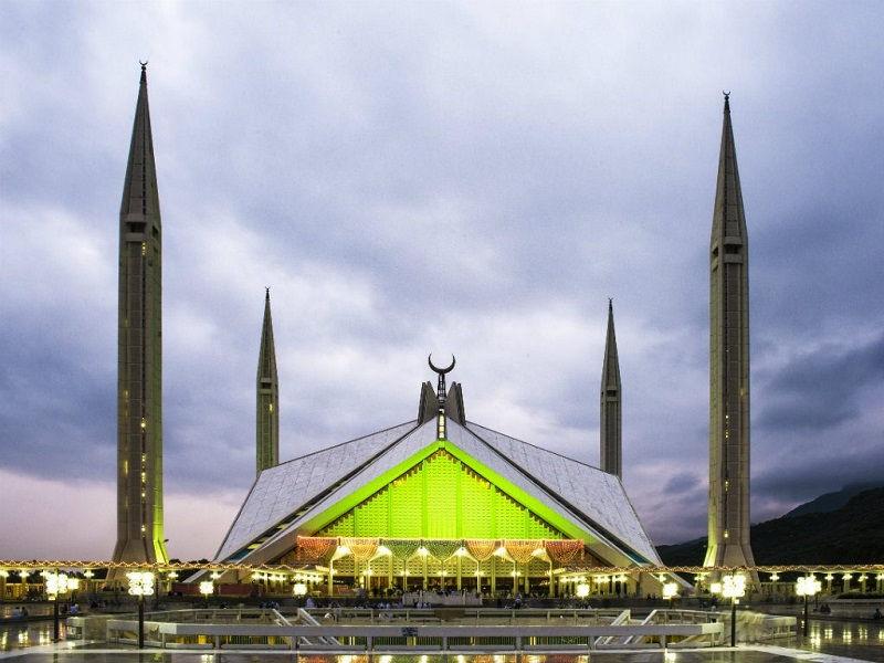 مسجد فیصل پاکستان - قیمت بلیط هواپیما به پاکستان از ایران