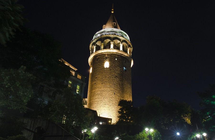 برج گالاتا ترکیه Galata Tower