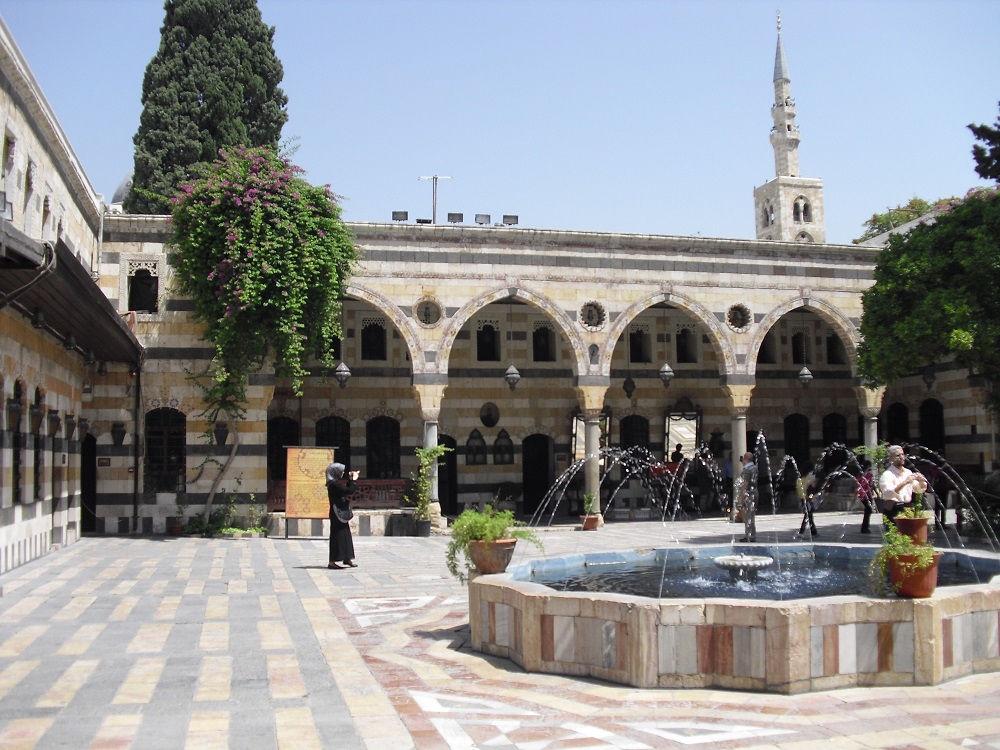قصر العظم سوریه (قصر اسعد پاشا)