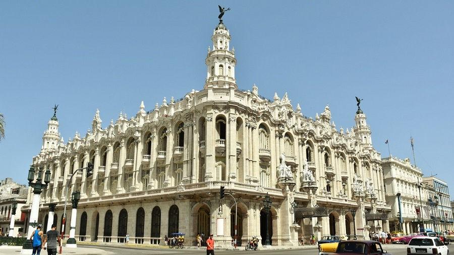 تئاتر بزرگ در کوبا