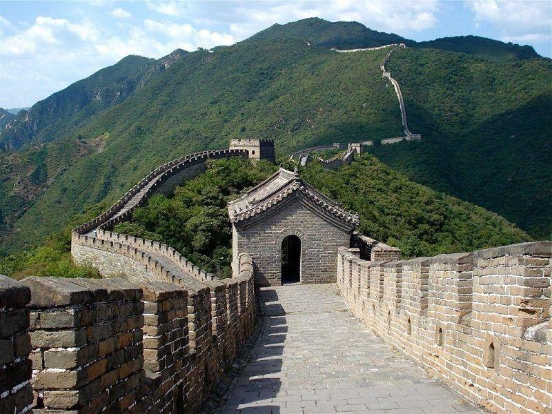 دیوار بزرگ چین - قیمت بلیط رفت و برگشت چین