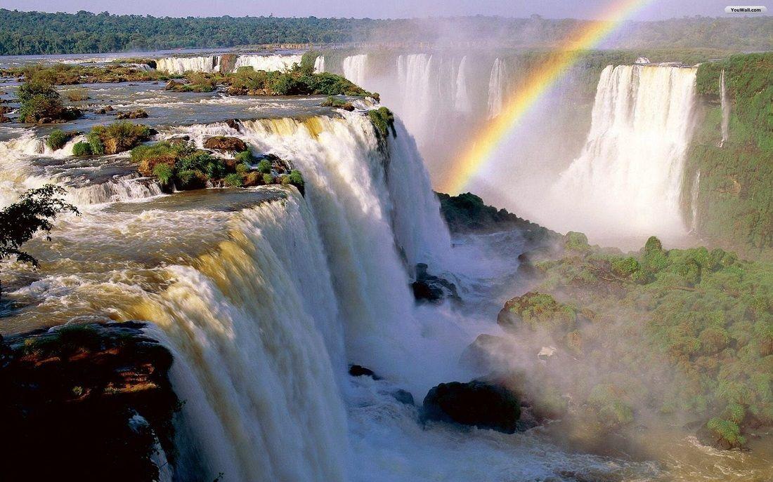 آبشارهای ایگواسو آرژانیتن Iguazu Falls- بلیط چارتر و آفری آرژانتین