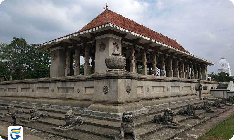 پرواز مستقیم به سریلانکا
