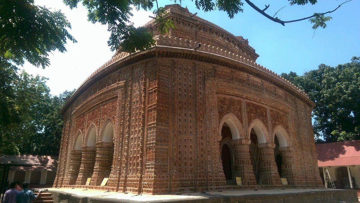 معبد کانتاجو بنگلادش Kantajew Temple- آفر پروازهای لحظه آخری بنگلادش