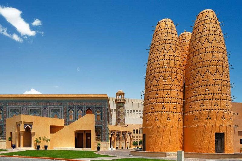 روستای فرهنگی کاتارا خرید آنلاین بلیط قطر
